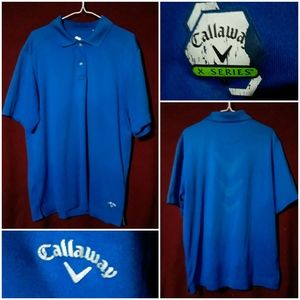 Callaway Men's Golf Polo Shirt